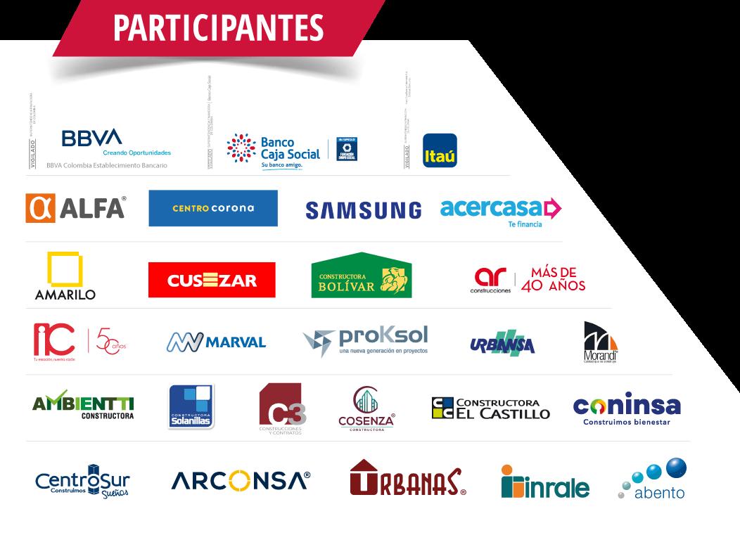 Logos participantes